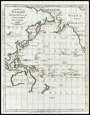 World, Alaska and Pacific Map By John Payne