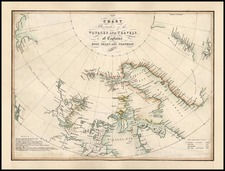 World, Polar Maps and Canada Map By Charles Smith
