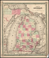 Midwest Map By Schonberg & Co.