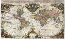 World and World Map By Johann Hoffmann