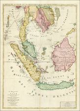 Southeast Asia Map By Joshua Ottens