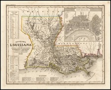 South Map By Joseph Meyer  &  Carl Radefeld