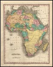 Africa and Africa Map By Anthony Finley