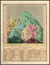 Curiosities Map By Anthony Finley