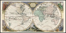 World and World Map By Thomas Jefferys