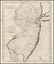 Mid-Atlantic Map By John Reid