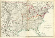 United States Map By Weekly Dispatch / Thomas Ettling