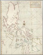 Asia, Southeast Asia and Philippines Map By George Anson