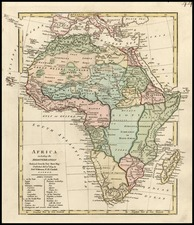 Africa and Africa Map By Robert Wilkinson