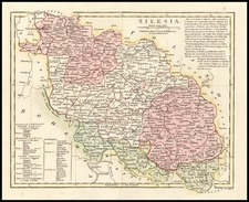 Europe and Poland Map By Robert Wilkinson