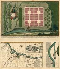 Southeast Map By Matthaus Seutter