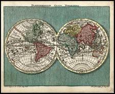World and World Map By Tobias Conrad Lotter / Tobias Lobeck