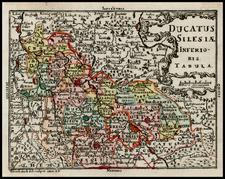 Europe and Poland Map By Tobias Conrad Lotter / Tobias Lobeck
