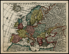Europe and Europe Map By Tobias Conrad Lotter / Tobias Lobeck