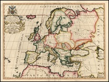 Europe and Europe Map By Edward Wells