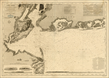 Map By Depot de la Marine