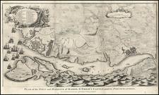 Europe, Spain, Mediterranean and Balearic Islands Map By Paul de Rapin de Thoyras / Nicholas Tindal