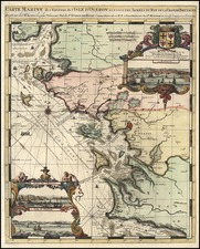 Europe and France Map By Romeyn De Hooghe