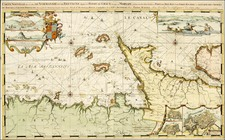Europe, British Isles and France Map By Romeyn De Hooghe