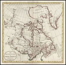 World, Polar Maps, Midwest and Canada Map By G. Robinson  &  Charles Dilly