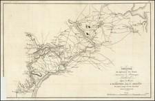 Mid-Atlantic Map By John Marshall
