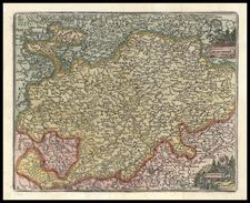 Map By Don Francisco De Afferden