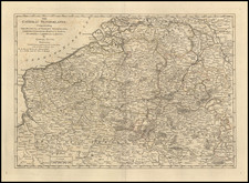 Europe Map By Samuel Dunn