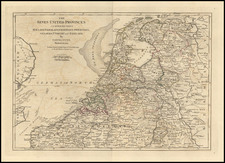 Europe and Netherlands Map By Samuel Dunn