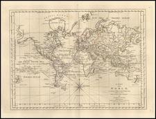 World and World Map By Samuel Dunn