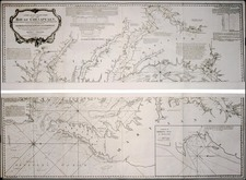 Mid-Atlantic and Southeast Map By Robert Sayer  &  John Bennett
