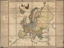 Europe and Europe Map By John Wallis