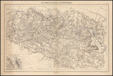 Mid-Atlantic and Southeast Map By Edouard Dumas Vorzet