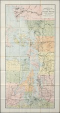 Map By O.P. Anderson Map & Blue Print Company