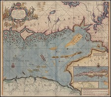 Europe, Russia and Baltic Countries Map By Johannes Van Keulen