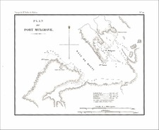 Alaska Map By Eugene Duflot De Mofras