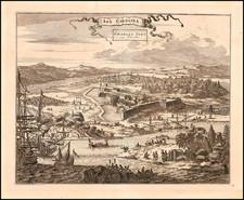 Southeast Map By Pieter van der Aa