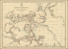 Polar Maps and Canada Map By Weekly Dispatch