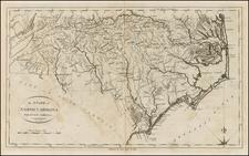 Southeast Map By John Reid