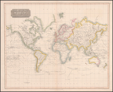 World and World Map By John Thomson