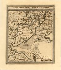 Mid-Atlantic Map By Gazzetiere Americano