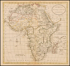 Africa and Africa Map By William Guthrie
