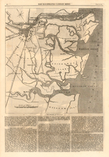 Mid-Atlantic and Southeast Map By John Dower
