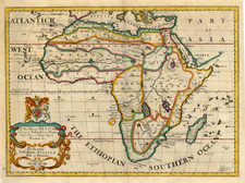 Africa and Africa Map By Edward Wells