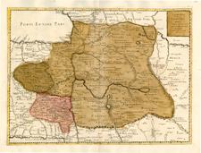 Europe, Balkans, Asia, Central Asia & Caucasus and Turkey & Asia Minor Map By Tipografia del Seminario