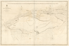 Caribbean Map By British Admiralty