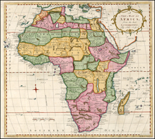 Africa and Africa Map By John Lodge