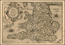 Europe and British Isles Map By Matthias Quad