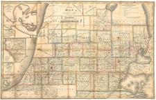 Midwest Map By John Farmer / Balch & Stiles