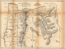 Map By U.S. General Land Office