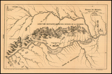 Plains Map By Pierre De Smet